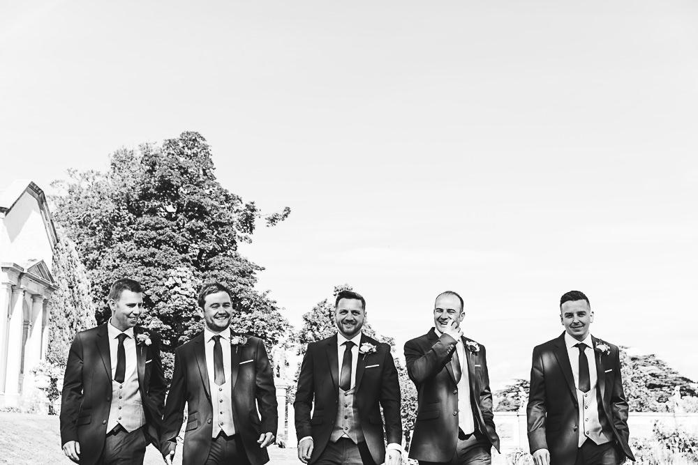 Lartington Hall Wedding Hayley Baxter Photography