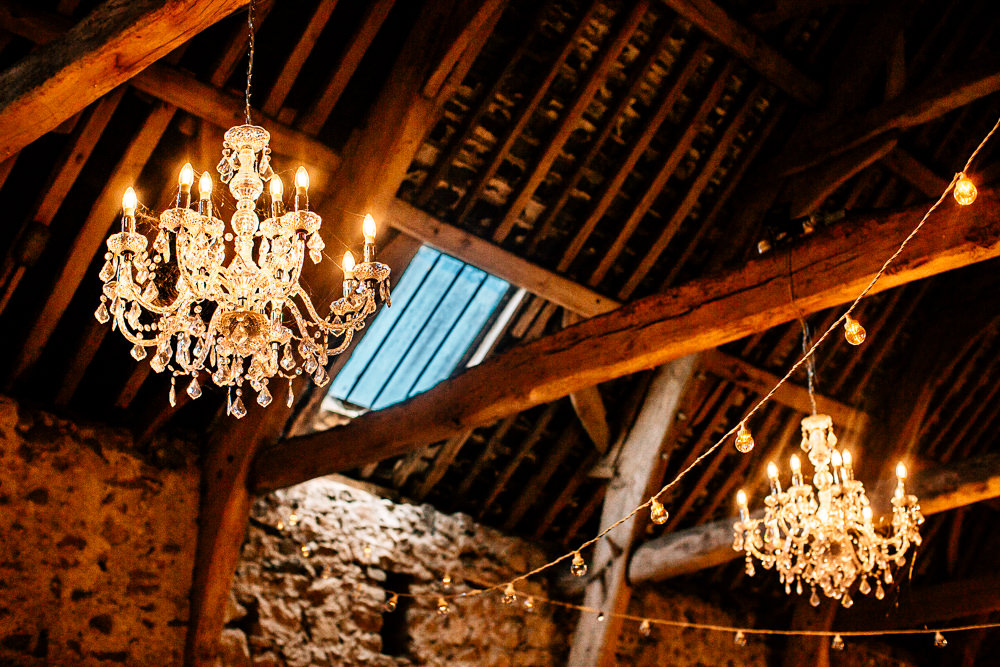 Festoon Lights Lighting Park House Barn Wedding Fairclough Studios