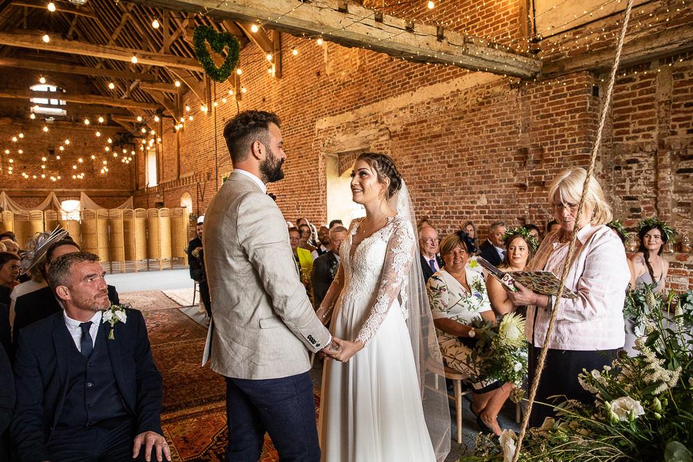 Rustic Botanical Barn Wedding Lorna Newman Photography
