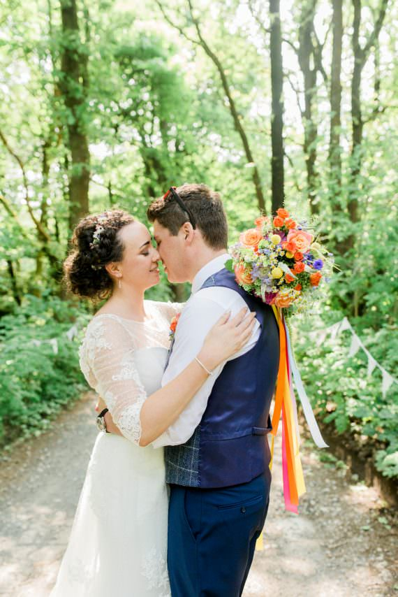 Spring Cottage Rivington Wedding Emma B Photography