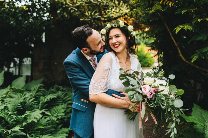 Stonyford Cottage Gardens Wedding Jessica O'Shaughnessy Photography