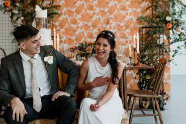 1970s Retro & Mid Century Wedding Ideas