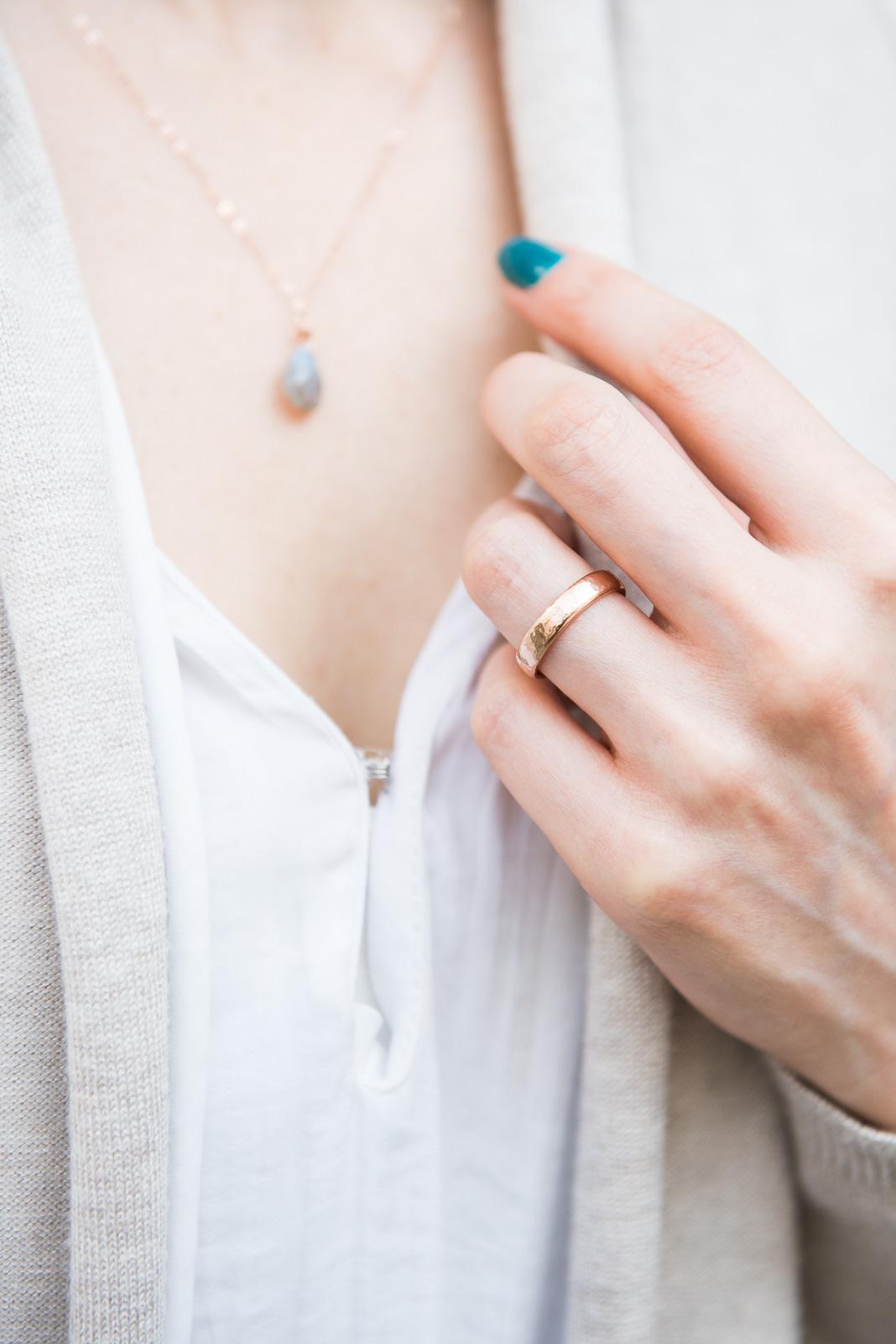 Wedding Engagement Ring Metals 9ct Rose Gold