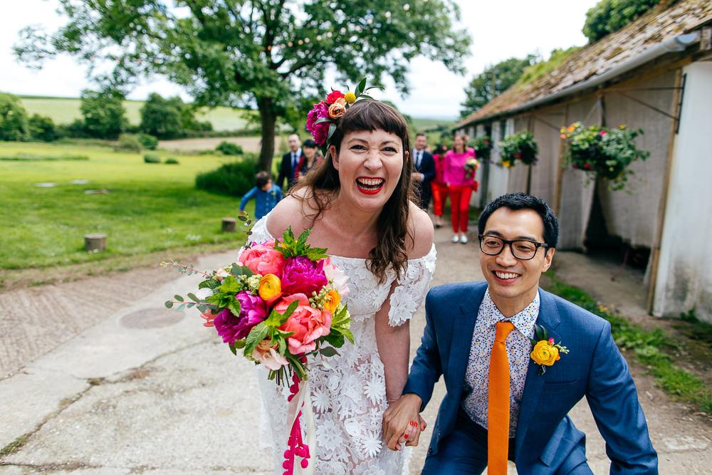 Ash Barton Estate Wedding Jordanna Marston Photography