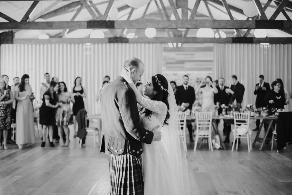 Barn At Barra Castle Wedding Ceranna Photography