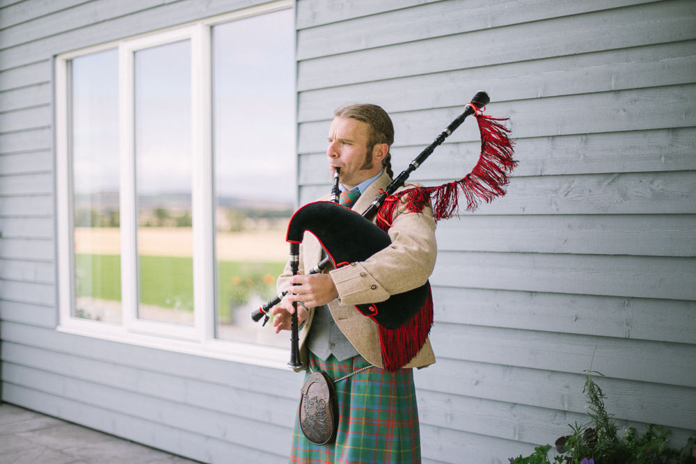 Piper Barn At Barra Castle Wedding Ceranna Photography