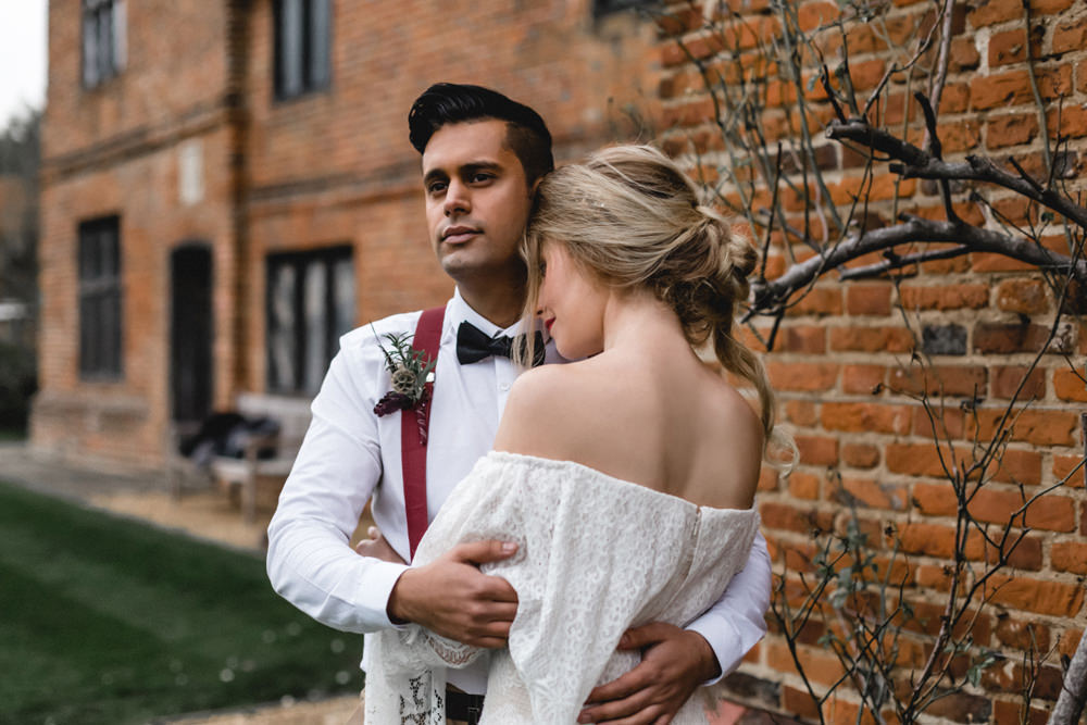 Boho Modern Romance Wedding Ideas Masha Unwerth Photography