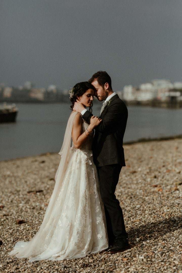 Brunel Museum Wedding Olivia and Dan Photography