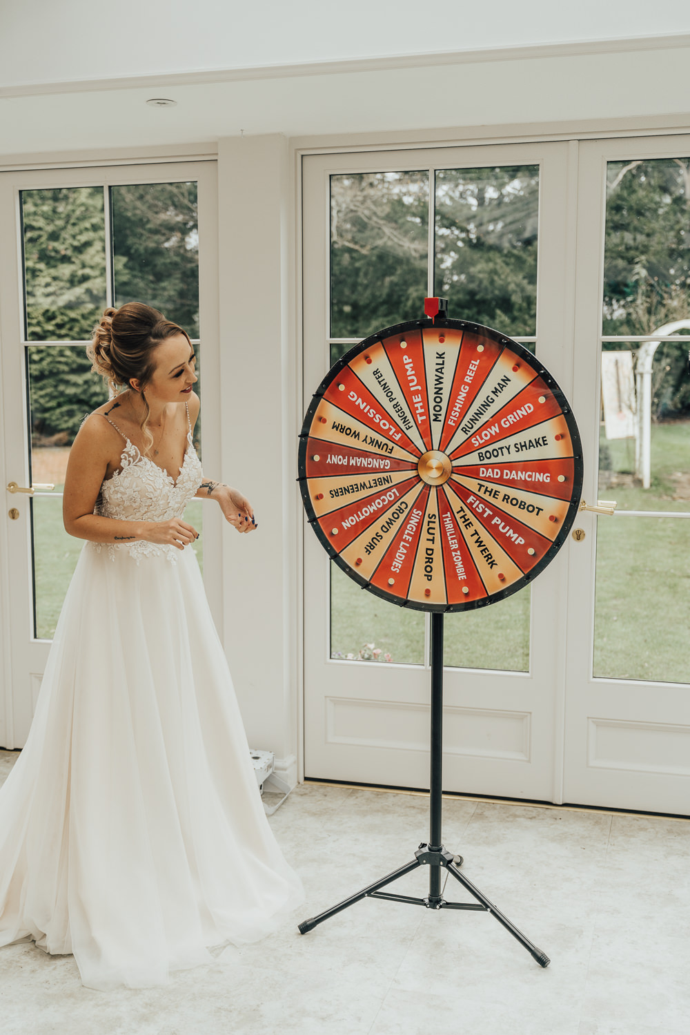 Game Fete Hoop Wedding Ideas Rebecca Carpenter Photography