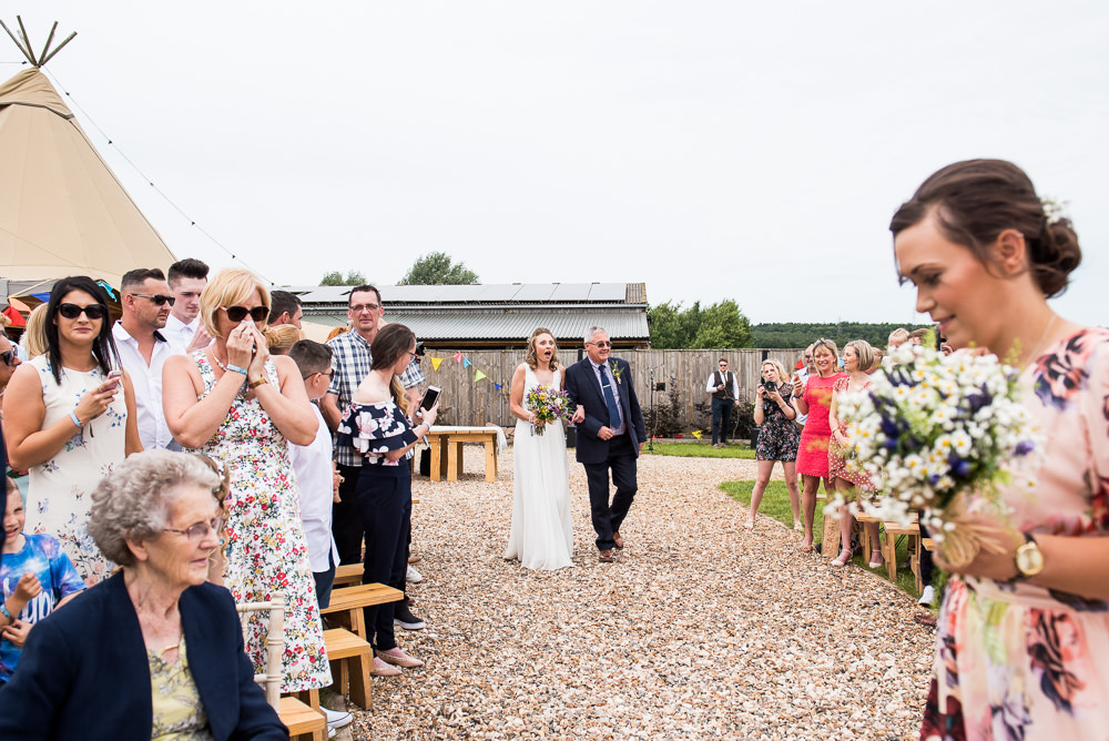 Inkersall Grange Farm Wedding Jessica Grace Photography