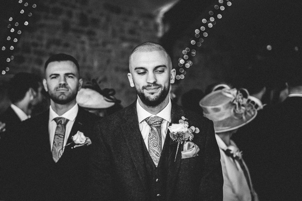 Yorkshire Wedding Barn Anna Rose Photography