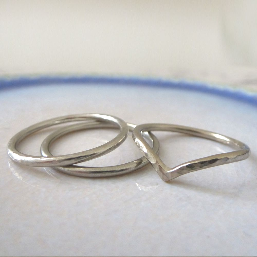 Wedding Engagement Ring Metals Palladium Platinum 18ct White Gold