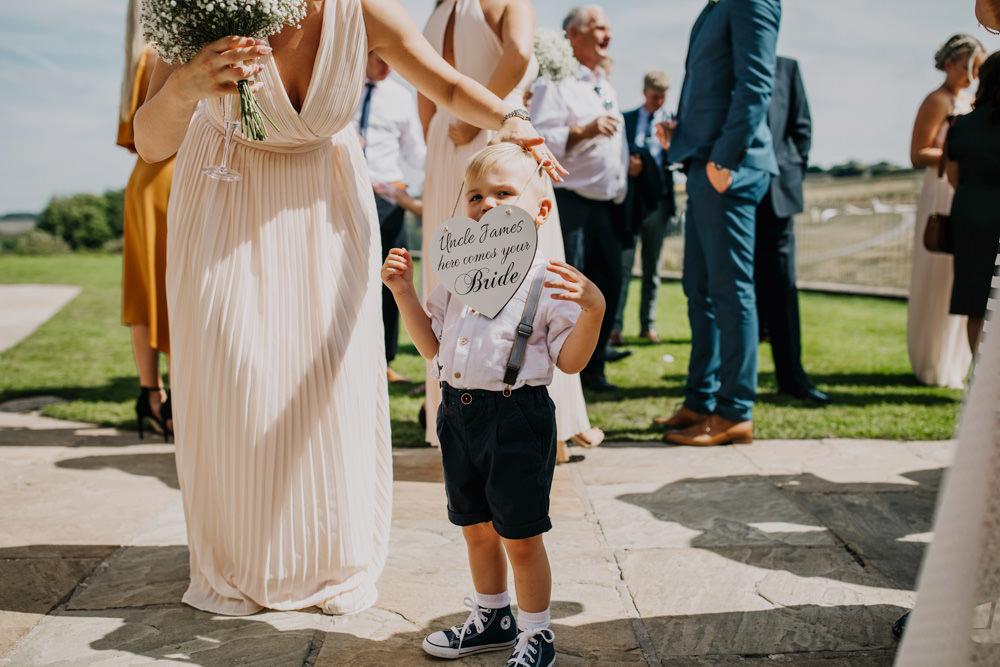 Page Boy Shorts Braces Sign Bohemian Carefree Countryside Wedding Lush Imaging by Naomi