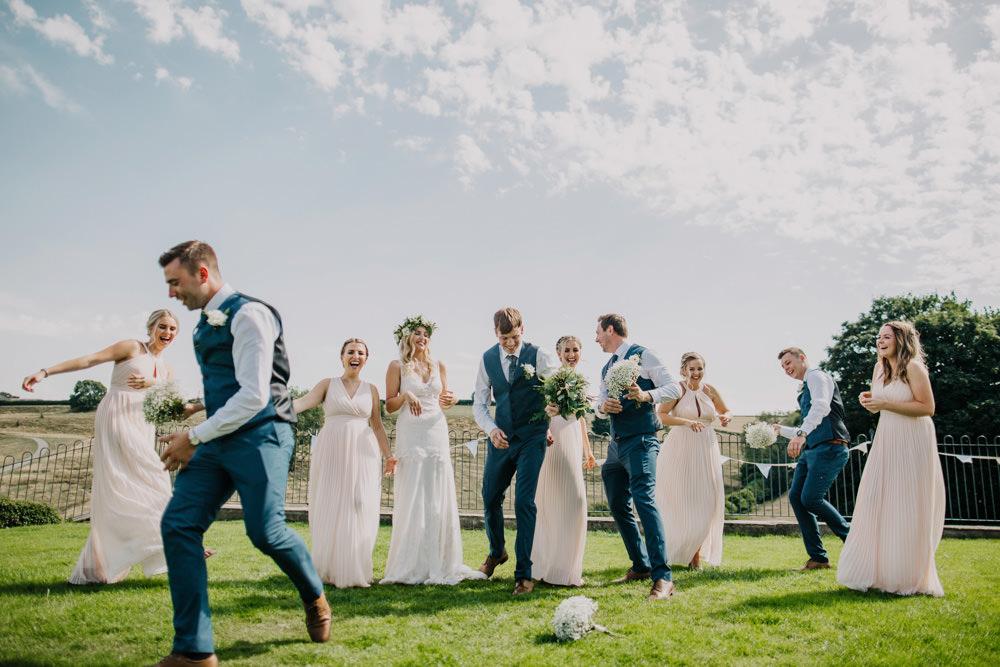 Bohemian Carefree Countryside Wedding Lush Imaging by Naomi