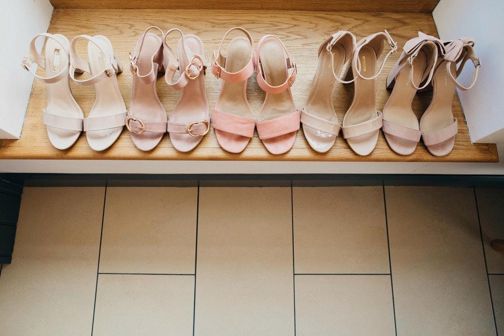 Shoes Bride Bridal Bridesmaid Bohemian Carefree Countryside Wedding Lush Imaging by Naomi