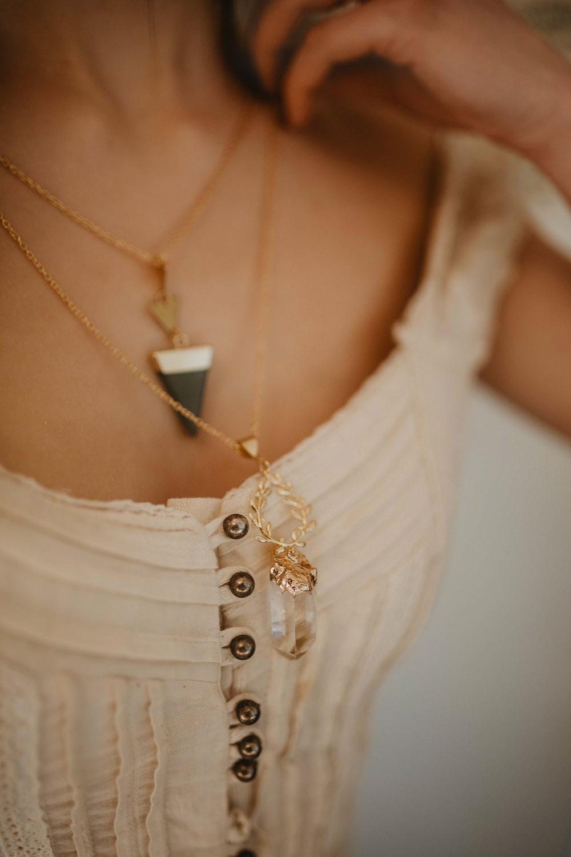 Bride Bridal Necklace Jewellery Edwardian Wedding Ideas Camilla Andrea Photography