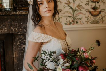 Opulent Luxe Edwardian Inspired Wedding Ideas