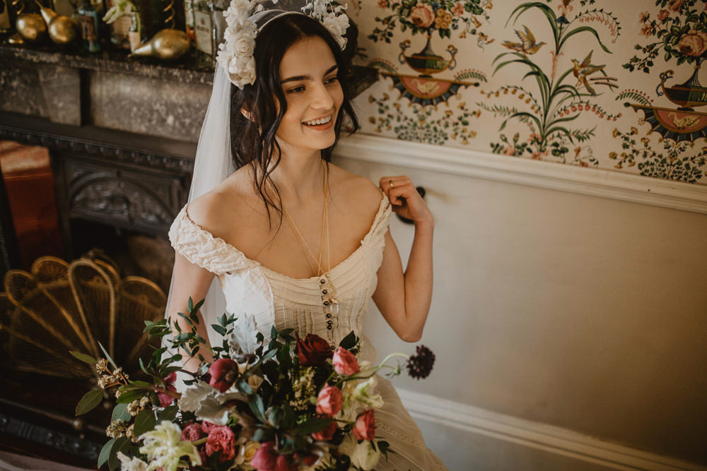 Edwardian Wedding Ideas Camilla Andrea Photography