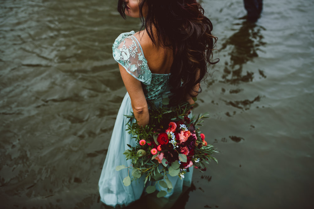Ethereal Romantic Wedding Ideas DHW Photography
