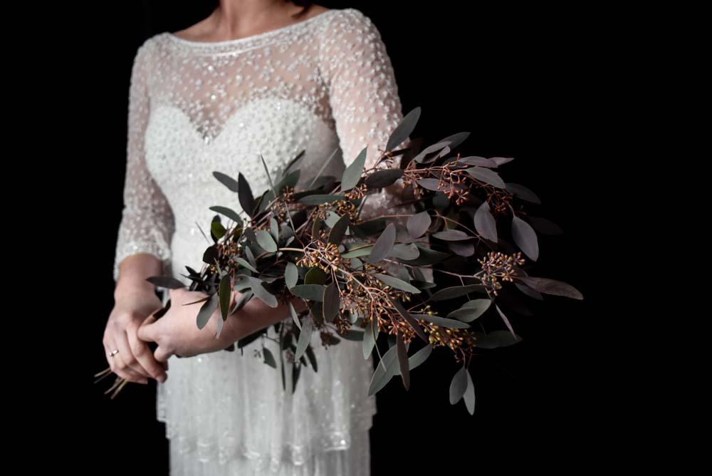 moody  u0026 ethereal wedding ideas at the dark hedges as
