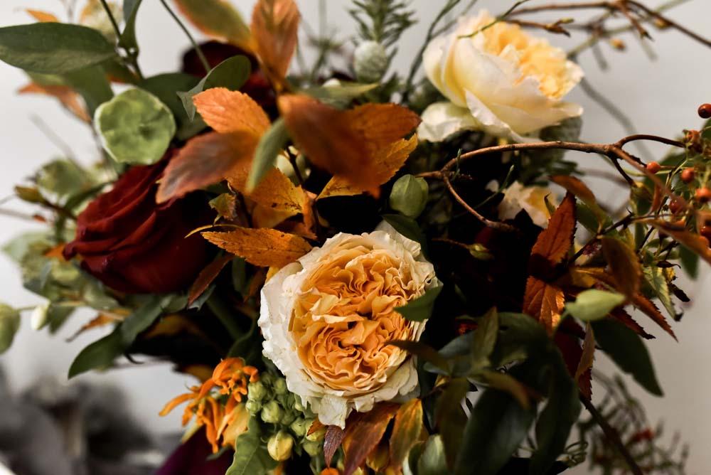 Flowers Orange Coral Rose Game Of Thrones Wedding Tara Florence