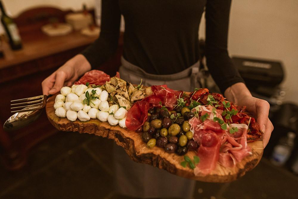 Sharing Platter Food Gate Street Barn Wedding The Springles