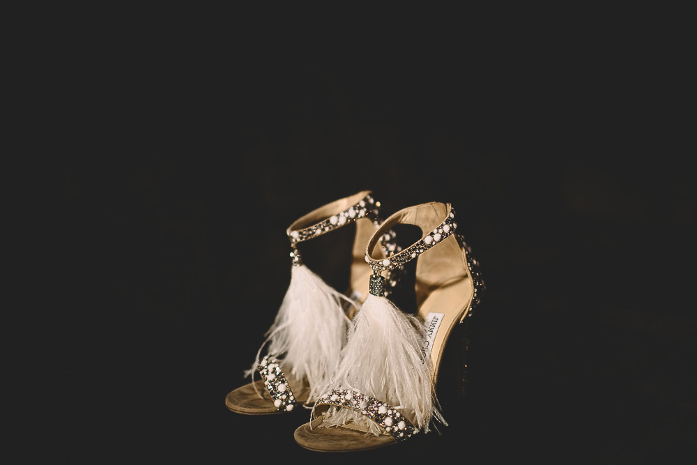 Tassel Shoes Bride Bridal Hampton Manor Wedding Carrie Lavers Photography