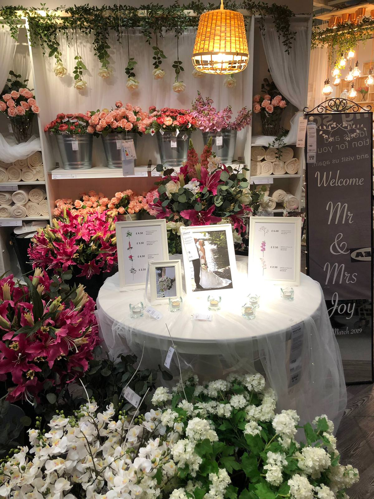 Craft Your Dream Diy Wedding With Ikea Whimsical