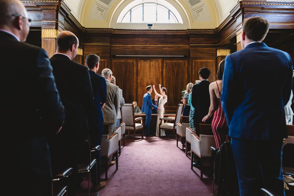Clapton Country Club Wedding Kate Jackson Photography