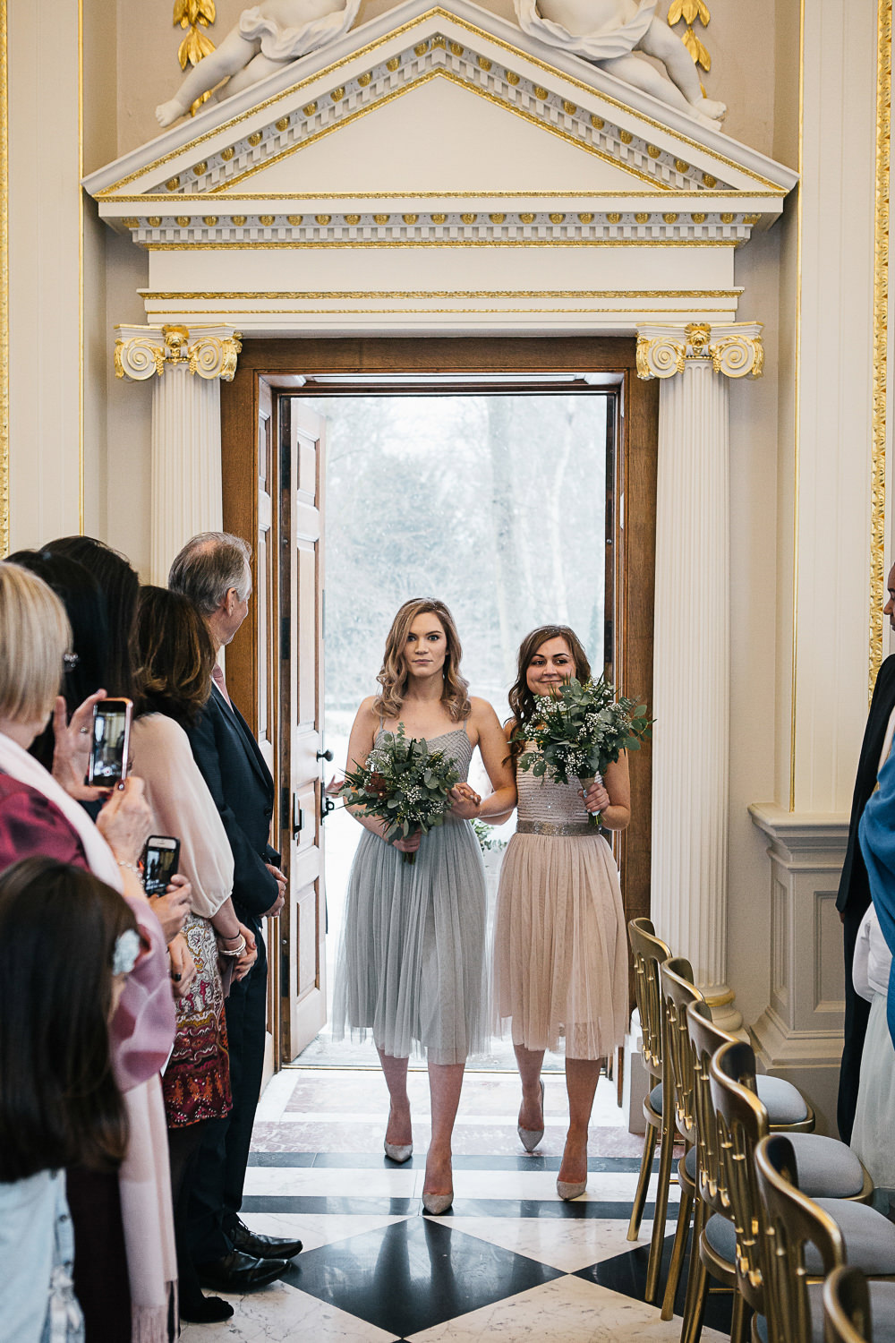Bridesmaids Tulle Skirts Orleans House Gallery Wedding My Beautiful Bride Photography