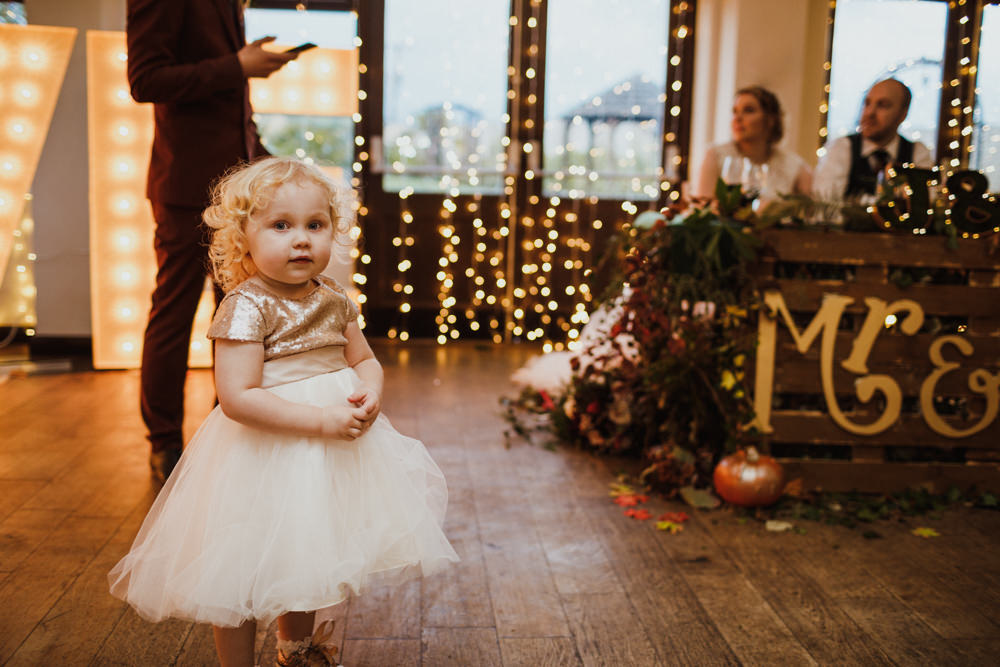 Flower Girl Tutu Sequin Top Ox Pasture Hall Wedding Photography34