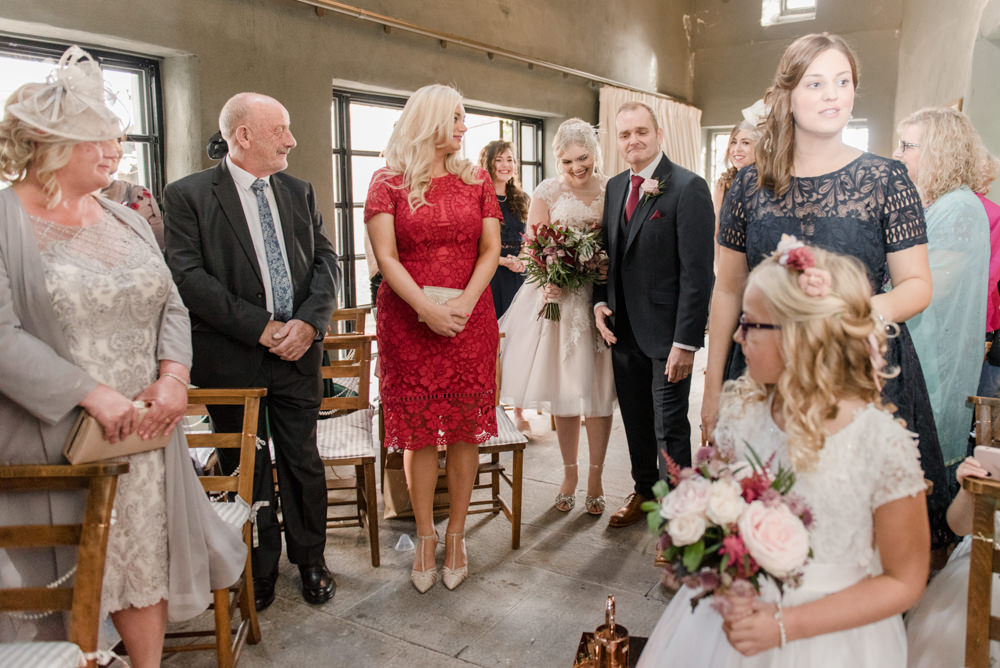 Penally Abbey Wedding Eleanor Jane Photography