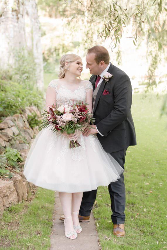 Penally Abbey Wedding Eleanor Jane Photography
