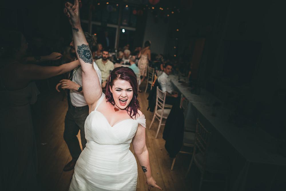 Rock Village Hall Wedding Lucie Hamilton Photography