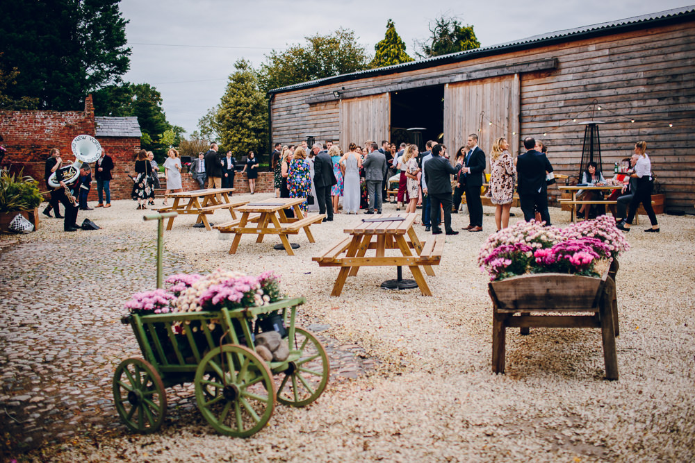Tatton Wedding Stock Farm Barn Amy B Photography
