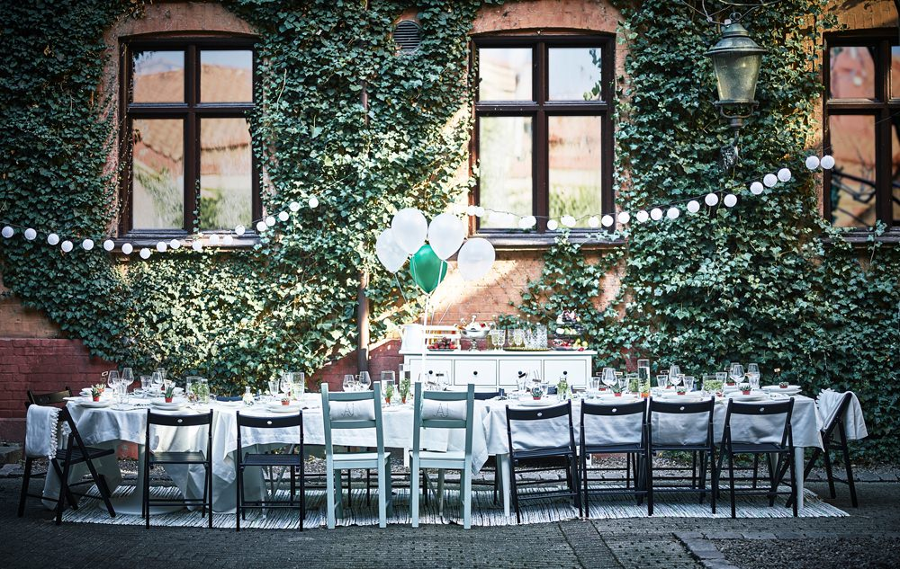 DIY Wedding with IKEA
