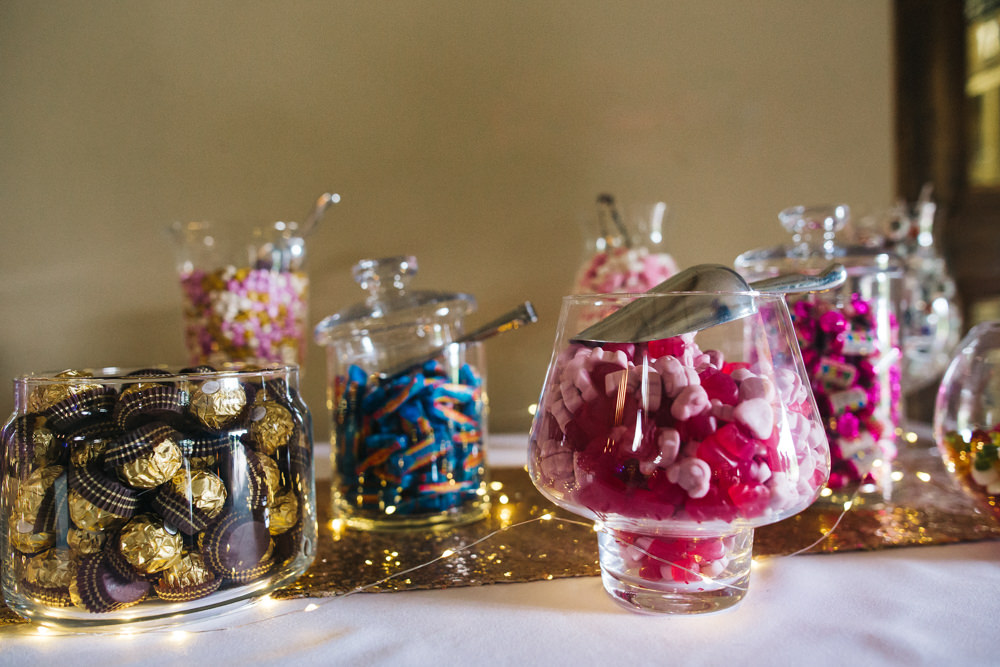 Sweet Table Jar Scoop Whinstone View Wedding Sally T Photography