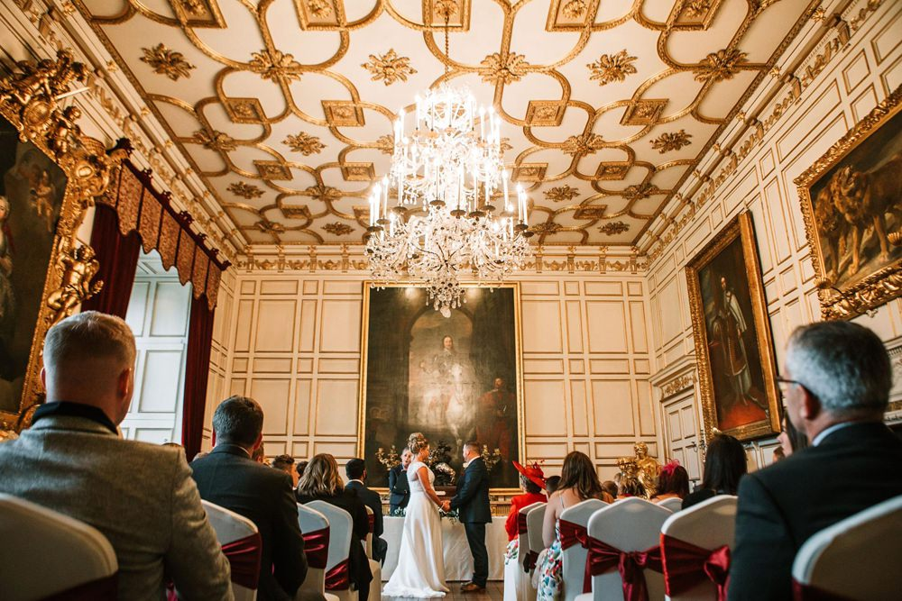 Warwick Castle Wedding Venue Credit Ayelle Photo