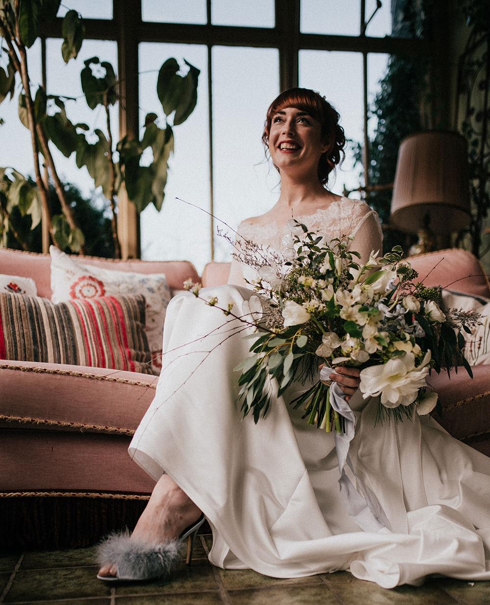 Blue Wedding Ideas Emma McNair Photography