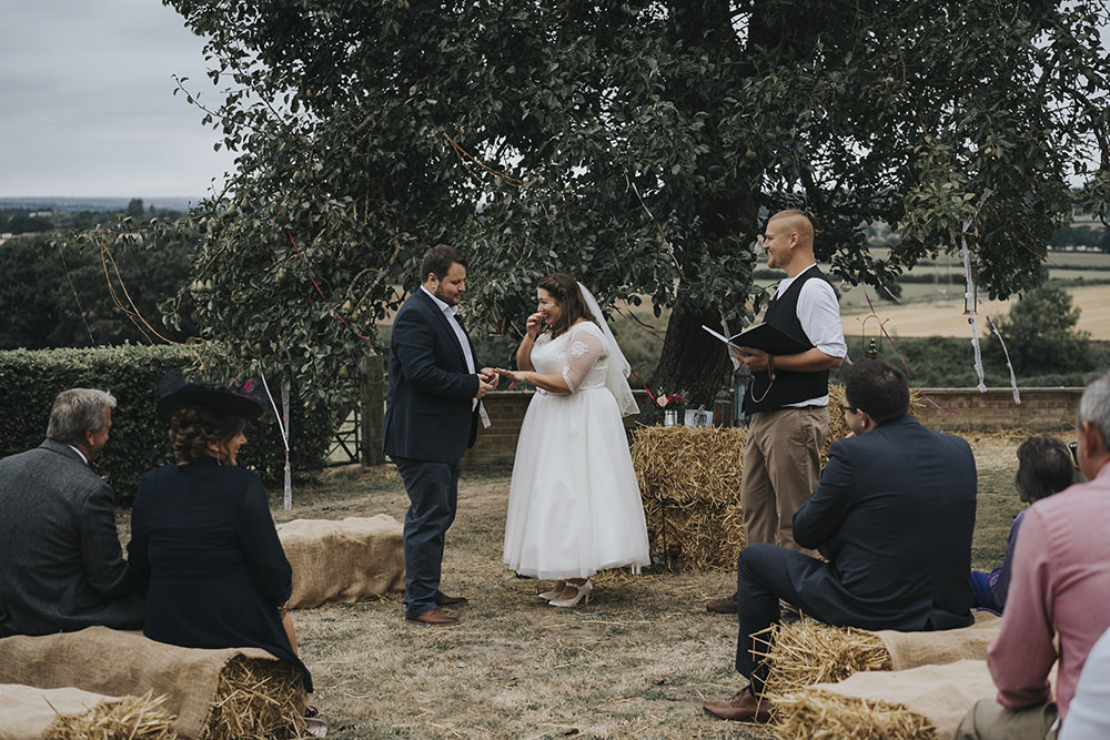 Celestial Cow Shed Wedding Tora Baker Photography