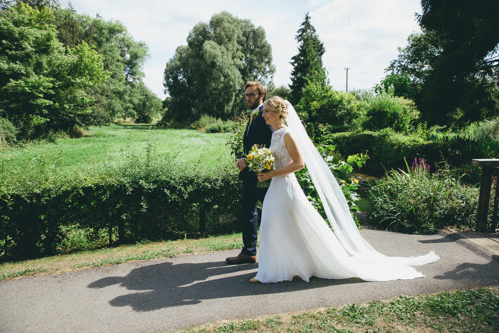 Damerham Village Hall Wedding Lisa-Marie Halliday Photography
