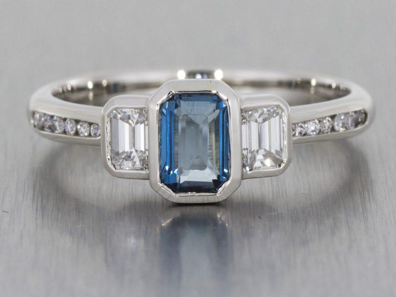 Durham Rose Bespoke Engagement Ring Experience