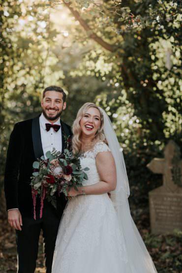 Gaynes Park Wedding Kate Gray Photography
