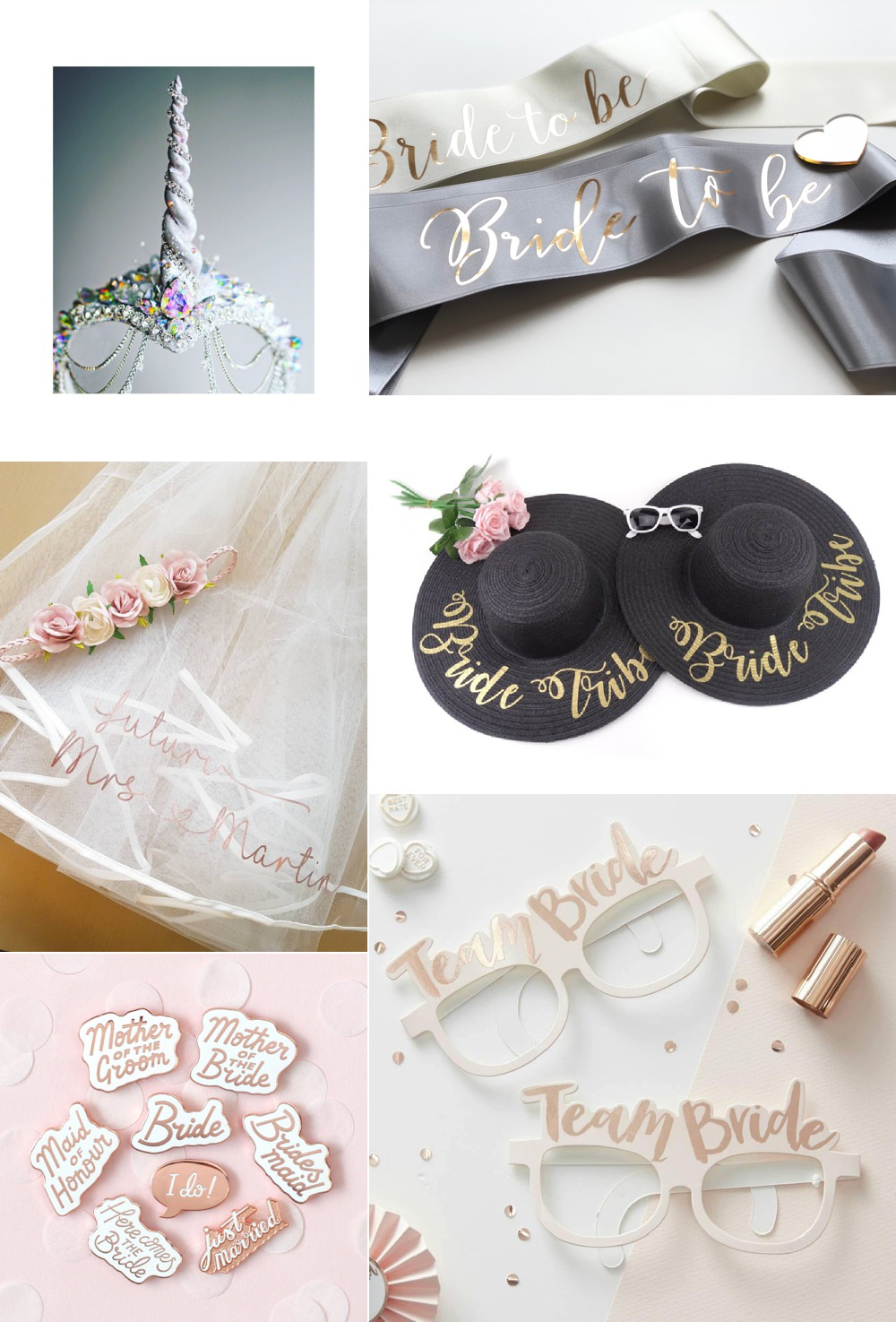 Hen Party Ideas Accessories