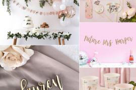 Hen Party Ideas Decor Decorations Table Backdrop