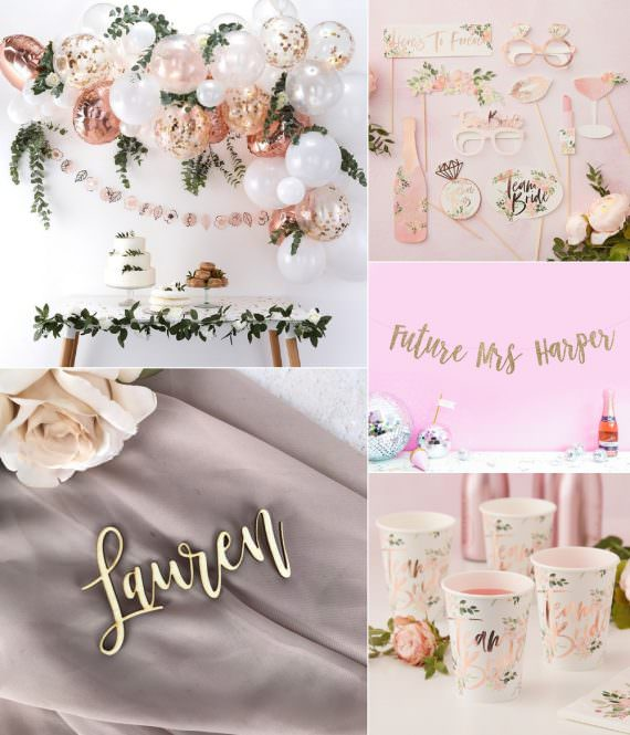 Hen Party Ideas Decor Decorations Table Backdrop