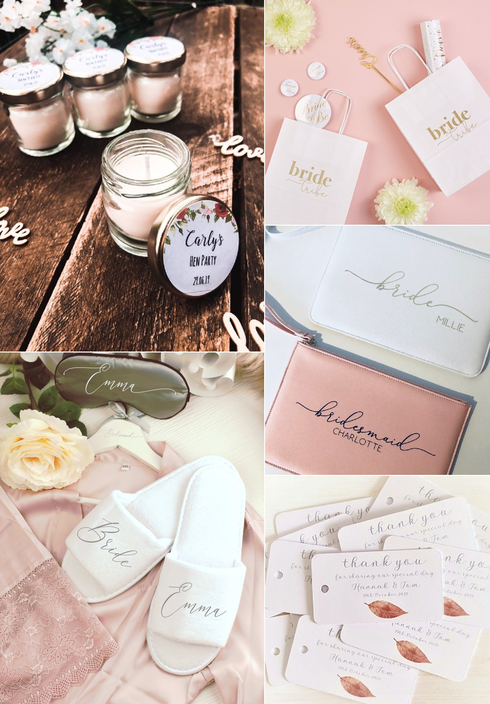 Hen Party Ideas Favours Gifts