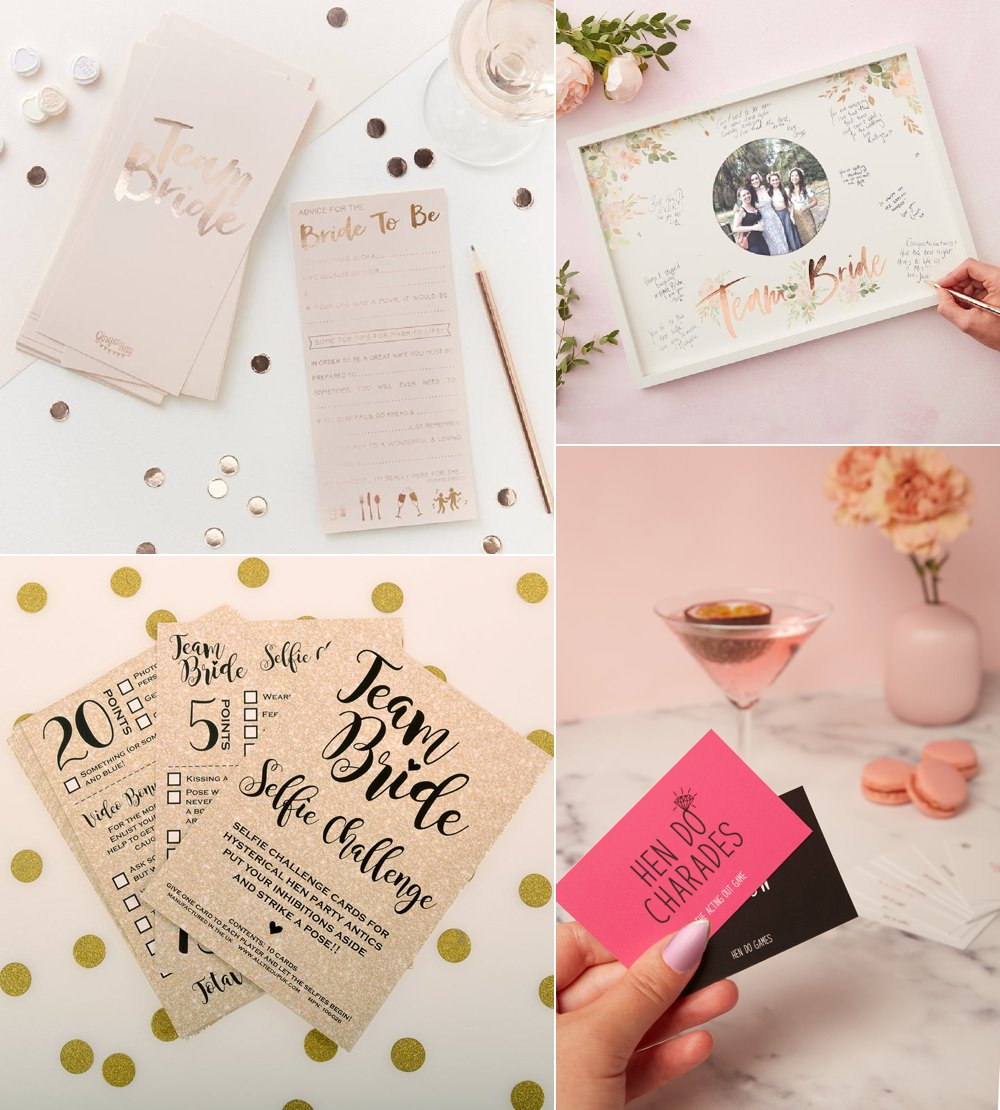 Hen Party Ideas Games Entertainment Fun