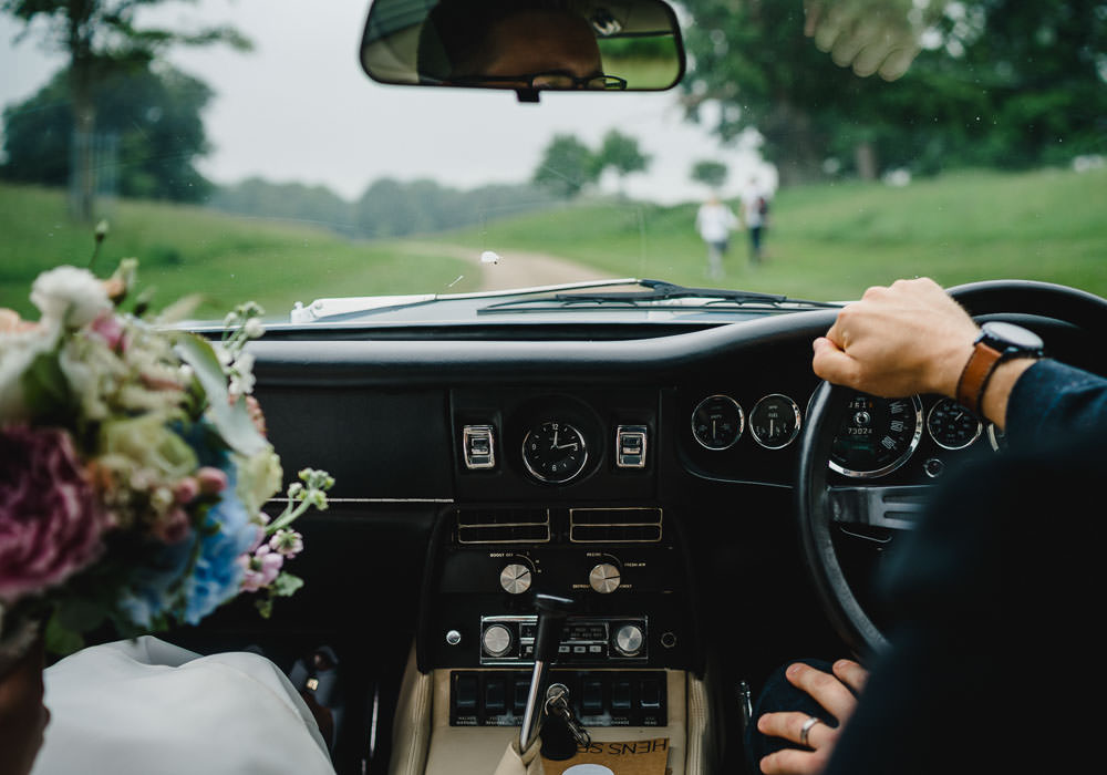 Holkham Hall Wedding Luis Holden Photography