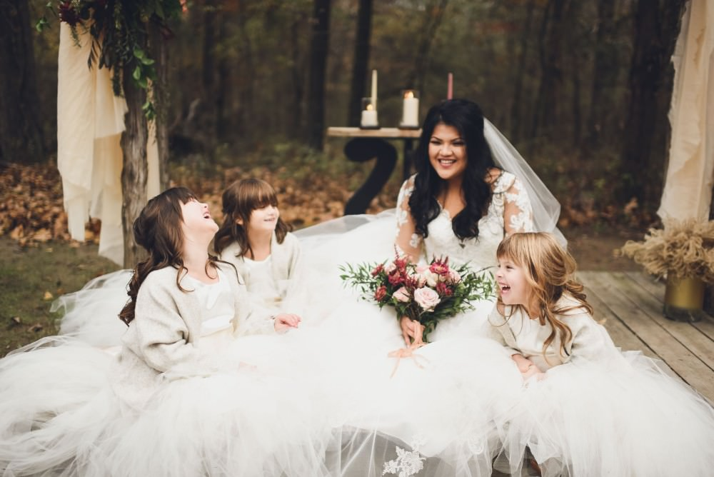 Flower Girls Tutu Skirts Tulle Kindred Barn Wedding The Kindred Collective